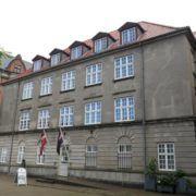 Den tyske besættelse, Århus