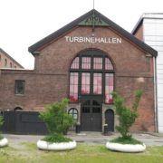 B&B. Turbinehallen Århus.
