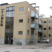 Hotel Faber kort afstand til flere attraktioner