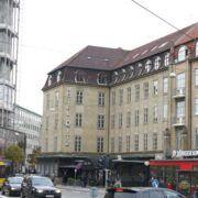 Milling Hotel Ritz - Banegårdspladsen trafikknudepunkt