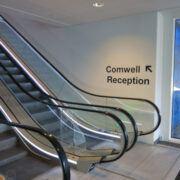 Comwell døgnåben reception
