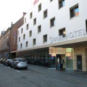 CABINN overfor Århus Teater
