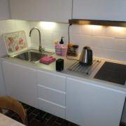 B&B eget køkken