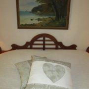 Vibes B&B, sød indretning af soveværelse