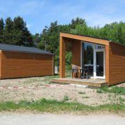 Camping Århus Nord campnghytte