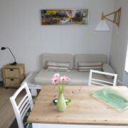 Bed and Breakfast Århus, sofahjørne