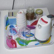 Bed and Breakfast Århus, fri kaffe og te