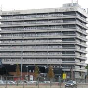 Zleep Hotel Århus, tæt ved motorvejen