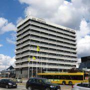 Zleep Hotel Århus, gode trafikforbindelser