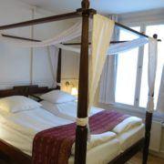 Hotel Guldsmeden Århus - dejlige senge