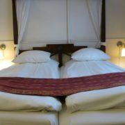Hotel Guldsmeden Århus - dobbeltværelse