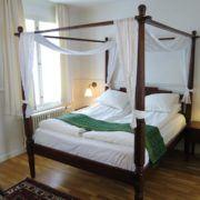 Hotel Guldsmeden Århus - fantastisk luksusseng
