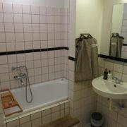 Hotel Guldsmeden Århus - badeværelse i suite