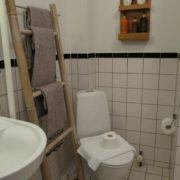 Hotel Guldsmeden Århus - badeværelse