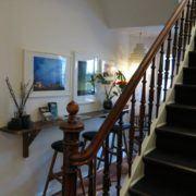 Hotel Guldsmeden Århus - trappe til værelser og suite