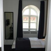 Milling Hotel Ritz - enkeltværelse, småt og godt