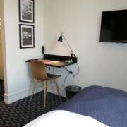 Milling Hotel Ritz - enkeltværelse, arbejdsbord