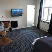 Milling Hotel Ritz - stort dobbeltværelse, pænt, rent, roligt