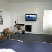 Milling Hotel Ritz - stort dobbeltværelse, centralt i Århus