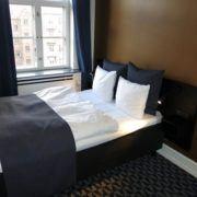 Milling Hotel Ritz - lille dobbeltværelse, komfortabelt