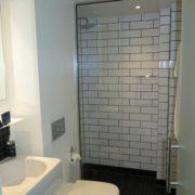 Milling Hotel Ritz - badeværelset i lille dobbeltværelse