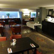 Milling Hotel Ritz - morgenmad i kælderen