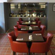 Milling Hotel Ritz - borde i morgenmadsrestaurant