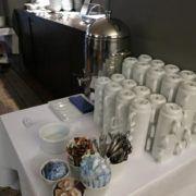 Milling Hotel Ritz - morgenmad, kopper