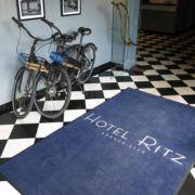 Milling Hotel Ritz - indgangsparti