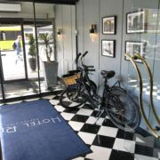 Milling Hotel Ritz - cykler udlejes