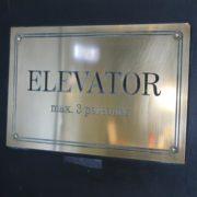 Milling Hotel Ritz - elevator