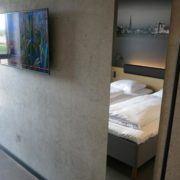 Zleep Hotel Skejby, spejl, farvetv