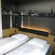 Zleep Hotel Skejby, dejlig, blød dobbeltseng