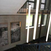 Zleep Hotel Skejby, trappeopgang, kunst