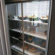 Zleep Hotel Skejby, køleskab