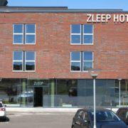 Zleep Hotel Skejby, facade