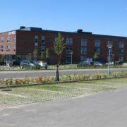 Zleep Hotel Skejby, parkeringsplads