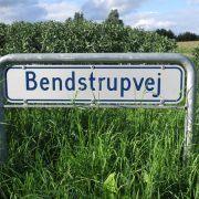 B & B Hejren, Bendstrupvej 26, Hesselballe.