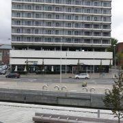 Firste Hotel Atlantic overfor Dokk1