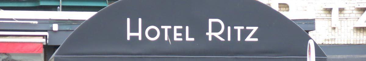 Overnatning i Århus. Hotel Ritz, Århus C.