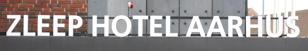Overnatning i Århus. Zleep Hotel Aarhus, Viby J.