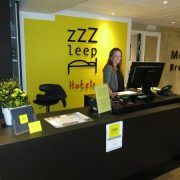 Zleep Hotels, reception